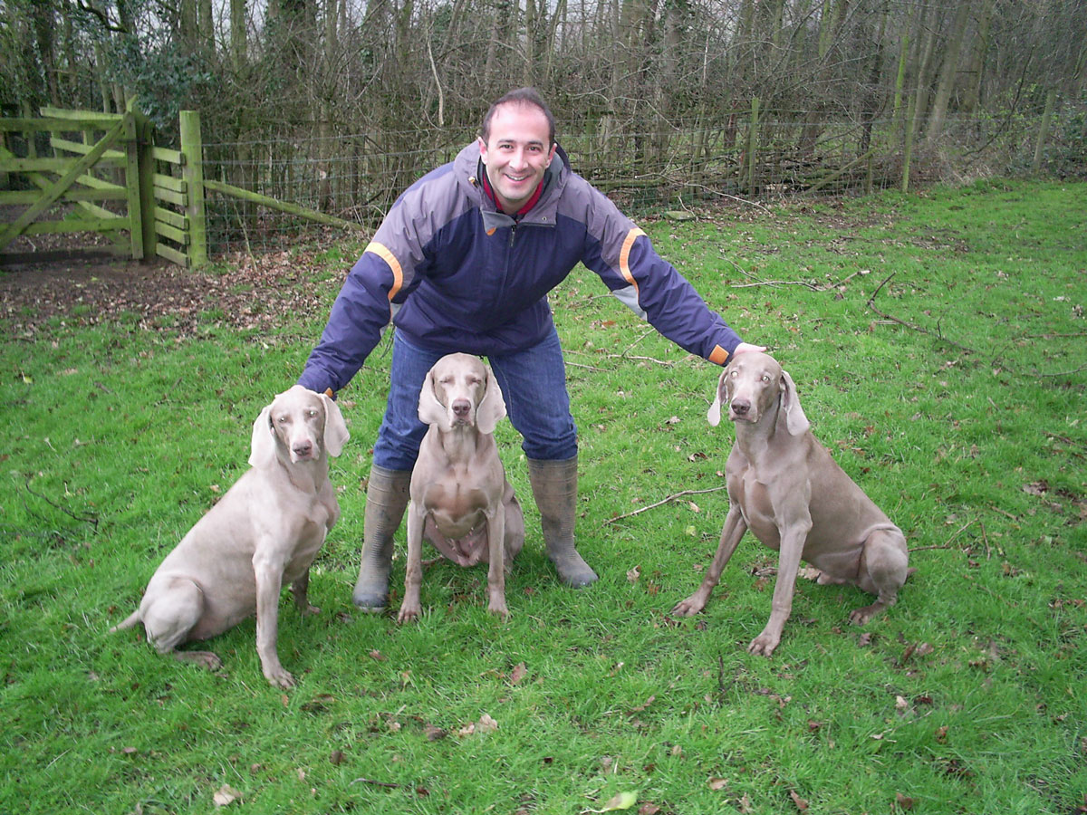 Me & dogs